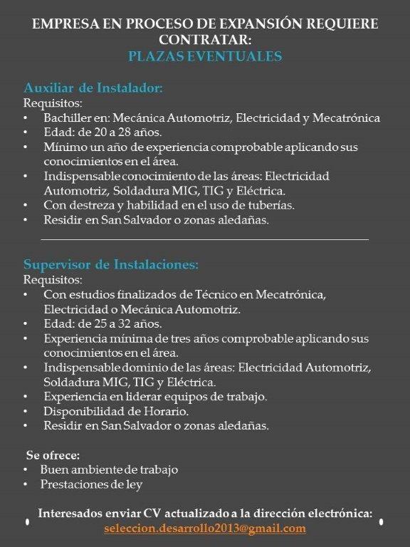 NOTICIAS DE ULTIMA HORA | empleosvprueba